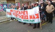 Πάτρα - Η Επιτροπή Αγώνα Εργαζομένων Καζίνο Ρίου συμμετέχει στην απογευματινή συγκέντρωση