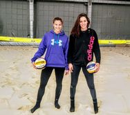 Στην Εθνική Beach Volley η Πατρινή Αλίκη Σπηλιωτοπούλου