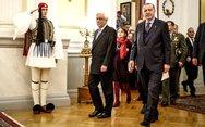 Παυλόπουλος σε Ερντογάν: 'Δεν είμαι εκτελεστικός Πρόεδρος'