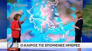 Εκνευρίστηκε στον αέρα η Χριστίνα Σούζη (video)