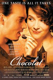 Προβολή Ταινίας 'Chocolat' στην Οικολογική Κίνηση Πάτρας