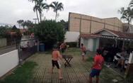 Ένα παιχνίδι, κάτι ανάμεσα σε ποδόσφαιρο και πινγκ πoνγκ (video)