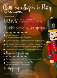 Christmas Bazaar & Party at Meant 2 Be
