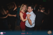 SantaSalsa Glamorous Gala by Salsamantes Team at Bb King 10-12-17 Part 2/2
