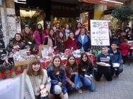 Η 'Φλόγα' και 29 σχολεία της Πάτρας έστησαν γιορτή αγάπης στην Ρήγα Φεραίου! (φωτο)
