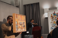 Kapopoulos Auction at King George Hall 11-12-17 Part 2/2