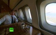 O Πούτιν και τα μαχητικά πάνω από τη Συρία (video)