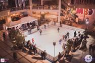 Ice Park Patras: «Ζεστές» γιορτές στο μαγικό κόσμο του πάγου (φωτο+video)