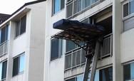 Δείτε πως γίνεται μια μετακόμιση από ψηλό κτίριο στη Νότια Κορέα (video)
