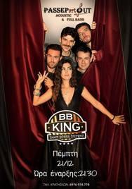 Passepartout at Bb King