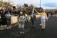 Δύο ρομπότ-λαμπαδηφόροι για τους Χειμερινούς Ολυμπιακούς (video)