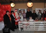Πάτρα - Ολοκληρώθηκε με επιτυχία το χριστουγεννιάτικο παζάρι της Μέριμνας! (φωτο)