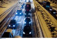 Προβλήματα σε όλη τη χώρα από τον χιονιά - Πού θα χτυπήσει η κακοκαιρία σήμερα