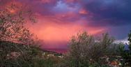 Λίγο πριν ξεσπάσει η καταιγίδα… στη Ζήρια Αχαΐας