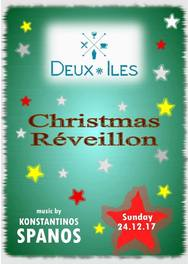 Christmas Reveillon at Deux iles