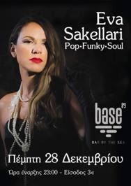 Eva Sakellari live στο Base89