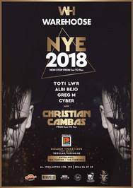 NYE 2018 at WareHouse
