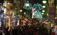 Πάτρα: Παραμονή Χριστουγέννων κινήθηκε η αγορά - Πτωτική η πορεία του τζίρου