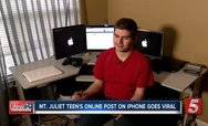 17χρονος αποκάλυψε τη σκόπιμη επιβράδυνση παλιών iPhone (video)