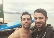Αγγελόπουλος και Χρανιώτης για SUP και ψαροντούφεκο!