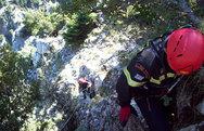 Αγρίνιο: Βρέθηκε νεκρός άντρας σε ρεματιά