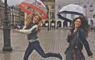 Μαίρη Συνατσάκη και Ντορέττα Παπδημητρίου γυμνάζονται παρέα (video)