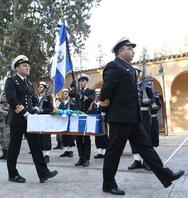 Βίτσας: 'Οι δικές τους Θερμοπύλες ήταν τα εδάφη της Κύπρου' (pics)