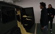 Η φάρσα που έκανε ο Γιάννης Αντετοκούνμπο στον Στέρλινγκ Μπράουν (video)