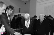 Πάτρα - Ξεχωριστό ενδιαφέρον στα εγκαίνια της Έκθεσης Ντοκουμέντων (φωτο)
