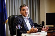 Συνάντηση Τσακαλώτου με Στουρνάρα για το Eurogroup
