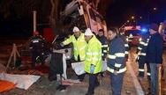 Τραγικό δυστύχημα στην Τουρκία - Λεωφορείο έπεσε πάνω σε δέντρα