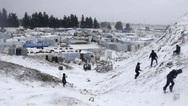 Λίβανος - Νεκροί 15 Σύροι πρόσφυγες σε χιονοθύελλα
