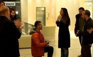 Γιάννης Τσίλης - Έκανε πρόταση γάμου στην αγαπημένη του πριν φύγει για το Survivor! (video)