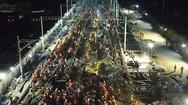Οι Κινέζοι έφτιαξαν σιδηρόδρομο μέσα σε εννέα ώρες (video)
