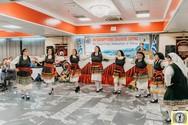Με ευχές και χορό η εκδήλωση της κοπής πίτας του Παγκαλαβρυτινού Συλλόγου Πάτρας (pics)