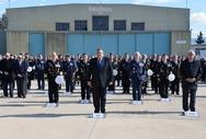 Ελευσίνα: Εγκαίνια της Διοίκησης Αεροπορίας Ναυτικού (pics)