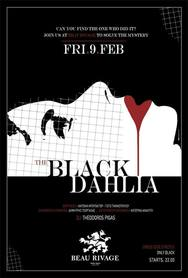 The Black Dahlia at Beau Rivage