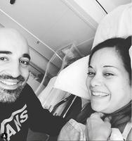 Κατερίνα Τσάβαλου: Η selfie με τον σύζυγό της και η νέα φωτογραφία της κόρης τους!