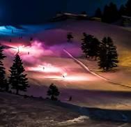 Η νύχτα έγινε μέρα στο Χιονοδρομικό Κέντρο Καλαβρύτων! (pics+video)