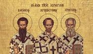 Ποιοι ήταν οι Τρεις Ιεράρχες και γιατί τους τιμούμε!