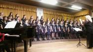 Καταχειροκροτήθηκε στην Κηφισιά η Παιδική Χορωδία της Πολυφωνικής Πατρών!