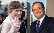 Δεν κρύβονται πια η Ζιλί Γκαγιέ και ο Φρανσουά Ολάντ