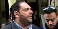 Στέλιος Διονυσίου: 'Δεν χτύπησα κανέναν αστυνομικό' (video)
