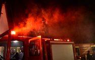 Πάτρα: Δύο φωτιές σε σπίτια από τζάκι και καμινάδα