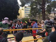 Το πιο αιμοβόρο 'φεστιβάλ' βίας έρχεται στην πλατεία Γεωργίου! - Είστε έτοιμοι;