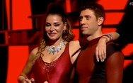 Αποχώρησε η Μαρία Καλάβρια από το Dancing with the Stars (video)