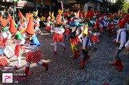 Πάτρα: Κυκλοφοριακές ρυθμίσεις για το Καρναβάλι των Μικρών