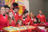 Πάτρα: Σε καρναβαλική ατμόσφαιρα έκοψαν την πίτα τους οι Σοκολατορίχτες! (pics)