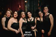 Ο χορός της «Μαύρης Ντάλιας» έδωσε ένα all time classic ύφος στην καρναβαλική Πάτρα (pics)
