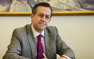Νίκος Νικολόπουλος: 'Δώστε τα λεφτά για το γήπεδο «Α. Κάνιστρας»'